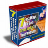 Thumbnail Create Great Links To Your Website / Master Resell Rights