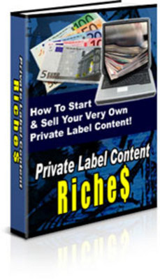 Product picture How To Sell Private Label Rights / Master Resell Rights