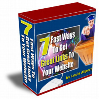 Product picture Create Great Links To Your Website / Master Resell Rights