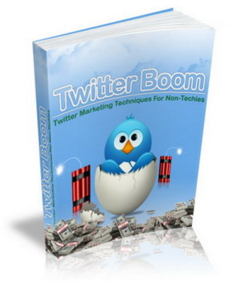 Product picture Twitter Marketing Dirty Secrets